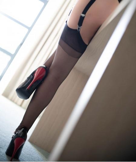 Bas nylon Délice La Dame de France à petit prix, le bas sans couture de l'élégance française spécial porte jarretelles