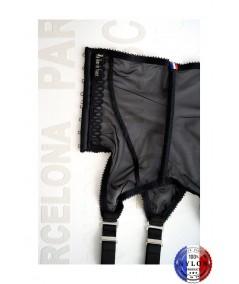 lingerie fabriquée en France avec des matières de qualité et savoir faire dans la tradition de la corseterie Française