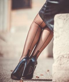 bas couture made in France, la qualité à un petit prix avec des bas nylon français